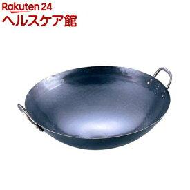 山田 鉄 打出し中華鍋 39cm(1コ入)