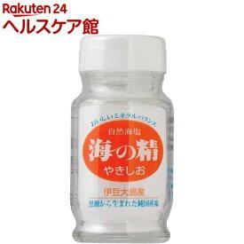 海の精 やきしお ビン入り(60g)