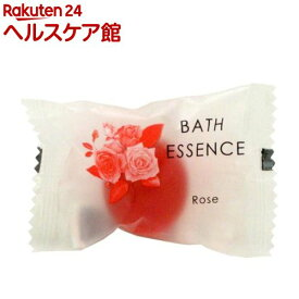 パトモス バスエッセンス1P ローズ(8g)【more99】【パトモス】[入浴剤]