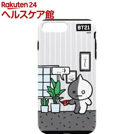 iPhone 8Plus/7Plus デュアルガード ルーミーズ VAN KCB-DRP008(1個)【BT21】