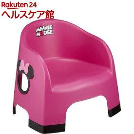 ミニーマウス ララチェア チェリーピンク(1コ入)【ララチェア】
