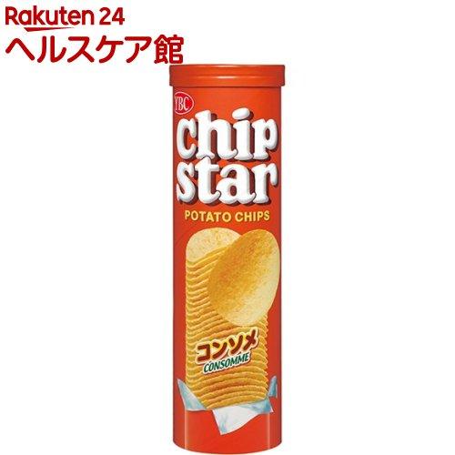 YBC チップスターL コンソメ(115g)【チップスター】