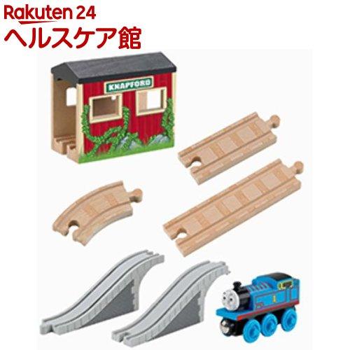 きかんしゃトーマス 木製レールシリーズ 5WAYぐるっと石橋コースセット Y4418(1セット)