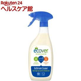 エコベール バスルームクリーナー(500mL)【エコベール(ECOVER)】