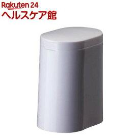 カズクリーン サニタリーポット ホワイト(1コ入)【カージィクリーン(kaz clean)】