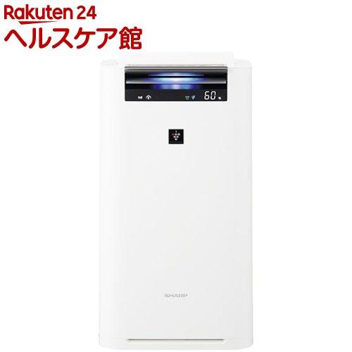 シャープ 加湿空気清浄機 ホワイト系 KI-HS50-W(1台)【シャープ】【送料無料】
