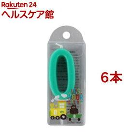 ニホンローソク ナンバーキャンドル 0(6本セット)