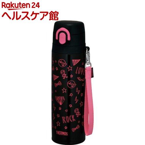 サーモス 真空断熱ケータイガールズマグ 0.55L JNT-550 BK-P ブラックピンク(1コ入)【サーモス(THERMOS)】