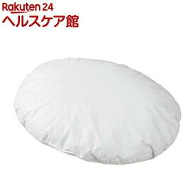 ハチ 超撥水ヌードクッション オーバル M(1コ入)【ハチ(hachi)】