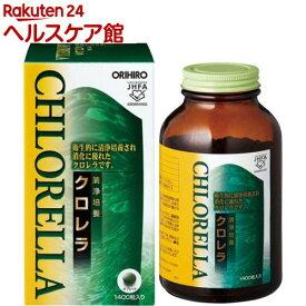 オリヒロ 清浄倍養クロレラ(1400粒)【オリヒロ(サプリメント)】