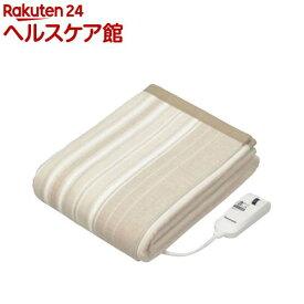 パナソニック 電気かけしき毛布 シングルMサイズ ベージュ DB-R31M-C(1枚入)