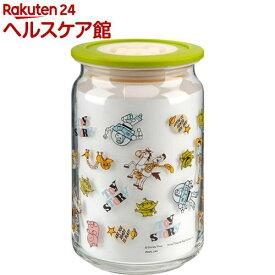 ディズニー 真空保存ポット750 トイストーリー/ヴィンテージ MA-1656(1コ入)