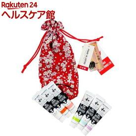 ターナー ちりめん巾着セット 和 AGJ2006P(1セット)【ターナー】
