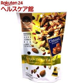 ナッツスナッキング ドルチェミックス キャラメルアーモンド&フルーツ(67g)