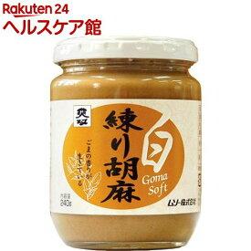 ムソー 練り胡麻 白(240g)
