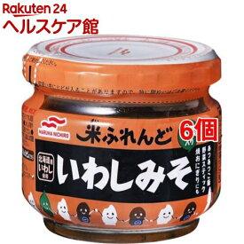 マルハニチロ 米ふれんど いわしみそ(大葉入り)(90g*6個セット)