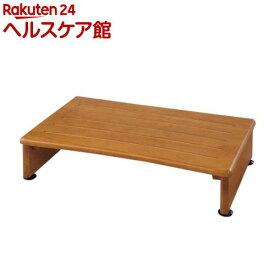 木製収納付き玄関台 60cm幅 03521(1台)