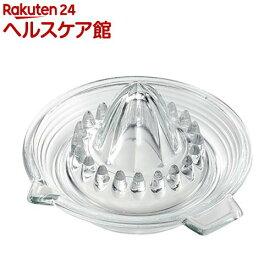 イージーウォッシュ ガラスレモン絞り器 C-8657(1コ入)【イージーウォッシュ】