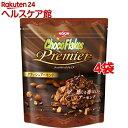 日清シスコ チョコフレークプレミア クラッシュアーモンド(50g*4袋セット)[チョコレート ホワイトデー 義理チョコ]