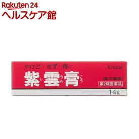 【第2類医薬品】クラシエ紫雲膏(14g)