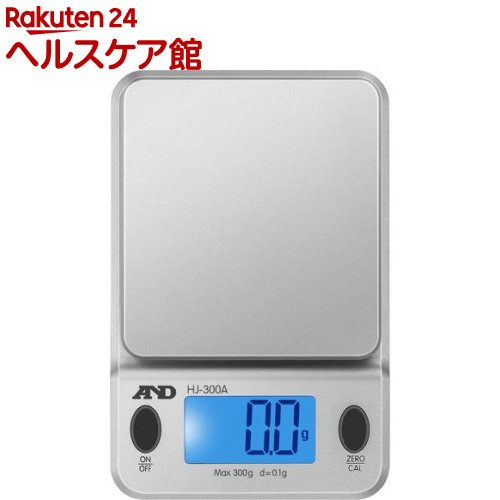 A&D コンパクトスケール HJ-300A(1コ入)【A&D(エーアンドデイ)】
