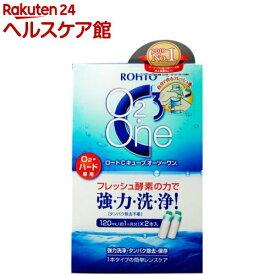 ロートCキューブ O2ワン(120ml*2本入)【ロートCキューブ】