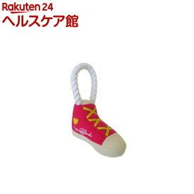 ワンダートイ・スニーカー S ピンク(1コ入)