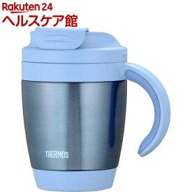 サーモス 真空断熱マグ JCV-270 ブルー(1コ入)【サーモス(THERMOS)】