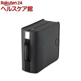 エレコム CD/DVDファスナーケース CCD-SS320BK(1コ入)【エレコム(ELECOM)】