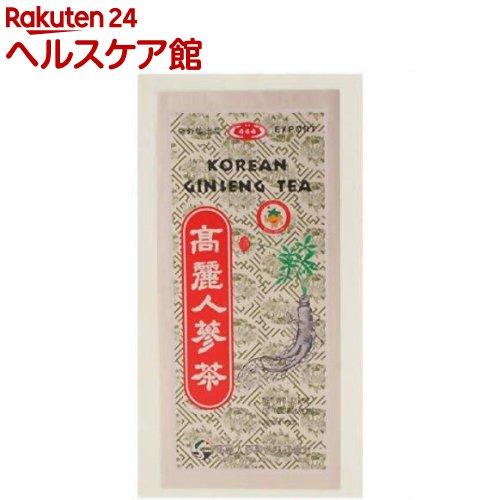 高麗人参茶(3g*30包)【秋山産業】