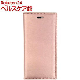 ナカバヤシ iphone7用 PUレザーケース ピンク SMC-IP1605P(1コ入)
