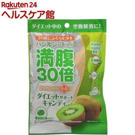 満腹30倍 ダイエットサポートキャンディ キウイ(42g)【more30】【満腹30倍】