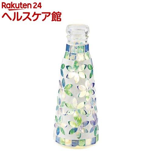 ニュートピア ボトル型モザイクライト BL NTP2586(1コ入)【NEWTOPIA】
