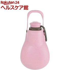 お散歩ハンディシャワーS ライトピンク(1コ入)【リッチェル(ペット)】