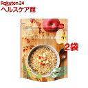 玄米フレーク てんさい糖とほんのり林檎の味(150g*2コセット)