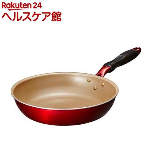 エバークック アルファ フライパン 28cm EFPAE28RD(1コ入)【エバークック(evercook)】