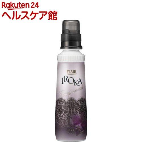 フレアフレグランス IROKA Envy ミステリアスオーキッドの香り(570mL)【フレア フレグランス】[イロカ 抗菌 防臭 ボトル 液体]