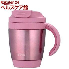 サーモス 真空断熱マグ JCV-270 ピンク(1コ入)【サーモス(THERMOS)】