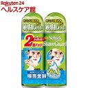 シック 薬用シェーブガード シェービングフォーム(200g*2コパック)【シック】