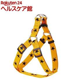 ペティオ メリカジ スターハーネス Mサイズ オレンジ(1コ入)【ペティオ(Petio)】