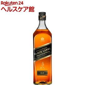 キリン ジョニーウォーカー ブラックラベル 12年(1000ml)【ジョニーウォーカー】