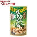 横綱 地鶏だし 塩ちゃんこ鍋用スープ(750g)【more30】