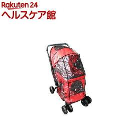 ピッコロカーネ ペットカート レインカバー(1コ入)【ピッコロカーネ】
