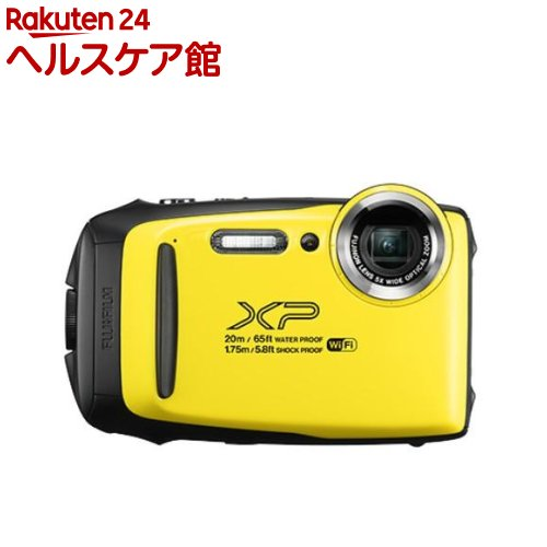 富士フイルム デジタルカメラ FinePix XP-130Y イエロー(1台)【ファインピックス(FinePix)】