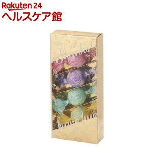 アマイワナ バスキャンディー 4粒ギフトセット ゴールド(35g*4粒)【アマイワナ(amai wanna)】[入浴剤]