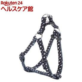 ペティオ アルファッション ハートドットハーネス XS ブラック(1コ入)【アルファッション(ARFashion)】