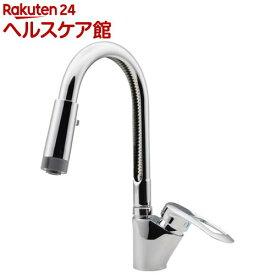 GAONA 1ホールシングルレバー混合栓 GA-BF005(1コ入)【GAONA】