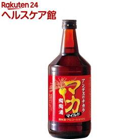 陶陶酒 マカ・マイルド(720ml)