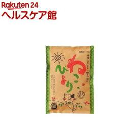 猫砂 木の猫砂 ねこびより(6L)