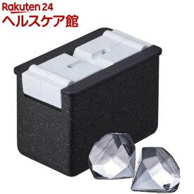透明氷 ダイヤモンド型(1個)